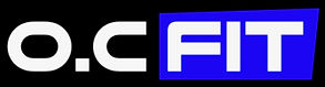 O.C. FIT logo. Gary O'Connor. Mobile Personal Trainer based in Ruislip, UK.