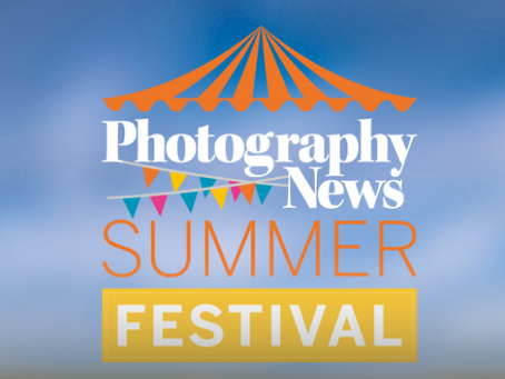 THE PHOTOGRAPHY NEWS SUMMER FESTIVAL