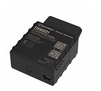 LTE CAT M1/GNSS/BLE plug and play OBD tracker