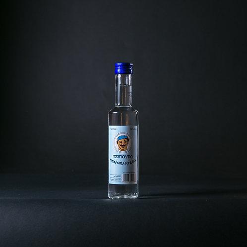 Τσίπουρο (μικρό) Μπάρμπα Κώστας 200 ml