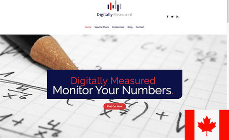 Digitally Measured Digitally Measured is a data analytics agency that...