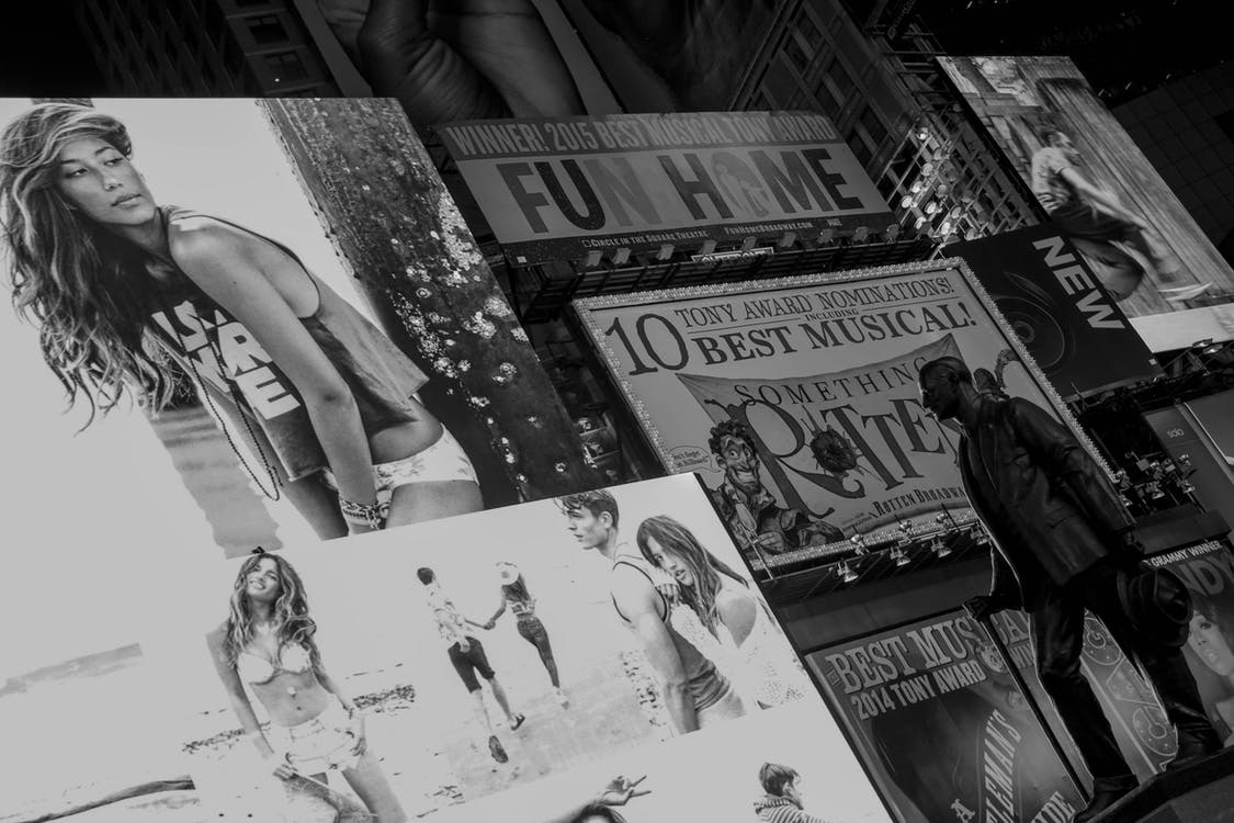wall | New York | Madison Ave | the best | World advertising