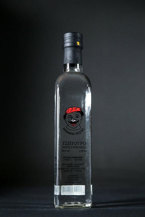Τσίπουρο Μπάρμπα Κώστας 500 ml