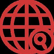 Web & Search Analytics Icon