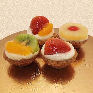 Ταρτάκια φρούτων