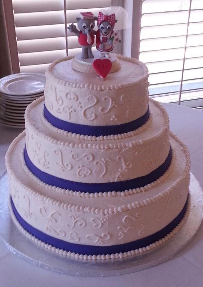 nc wedding cake