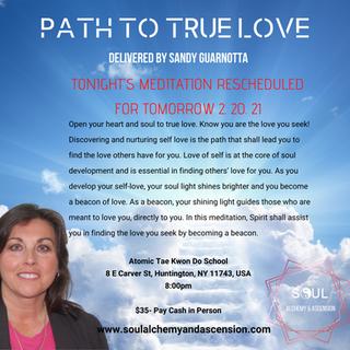 Path to True Love