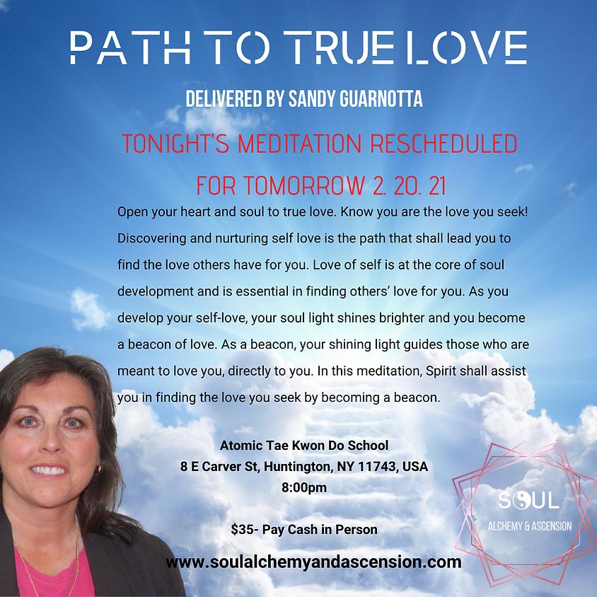 Path to True Love Meditation