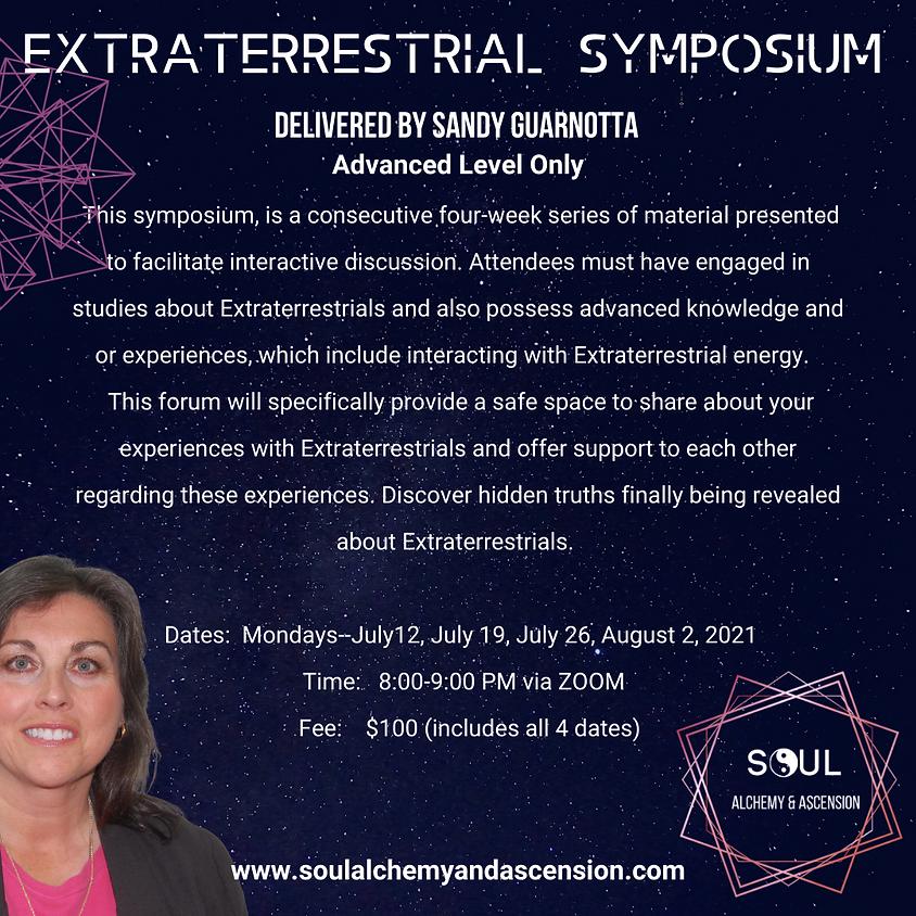 Extraterrestrial Symposium