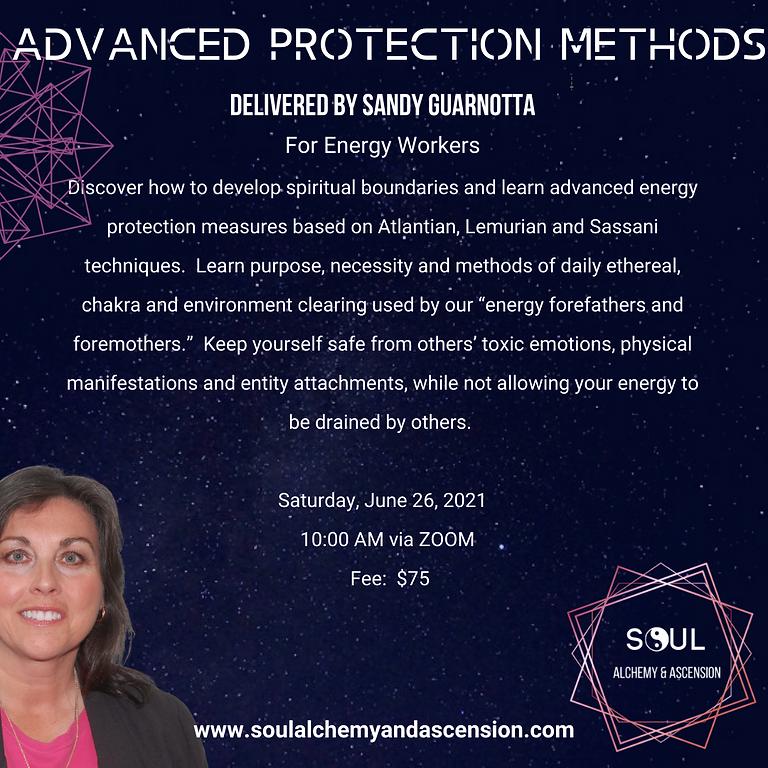 Advanced Protection Methods