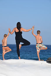 Family, Children's yoga