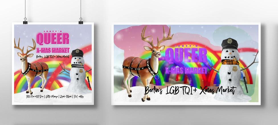 Lusty's Queer X-mas Market
