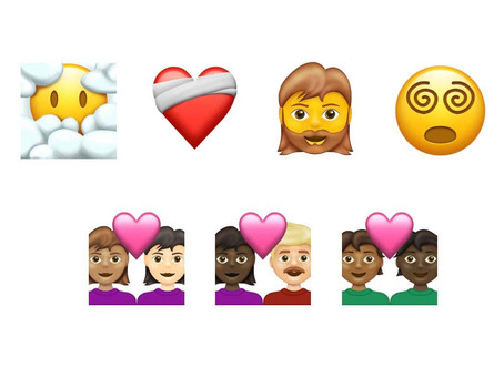 217 Emojis Have Been Confirmed For 2021, Including A 'Mending Heart'