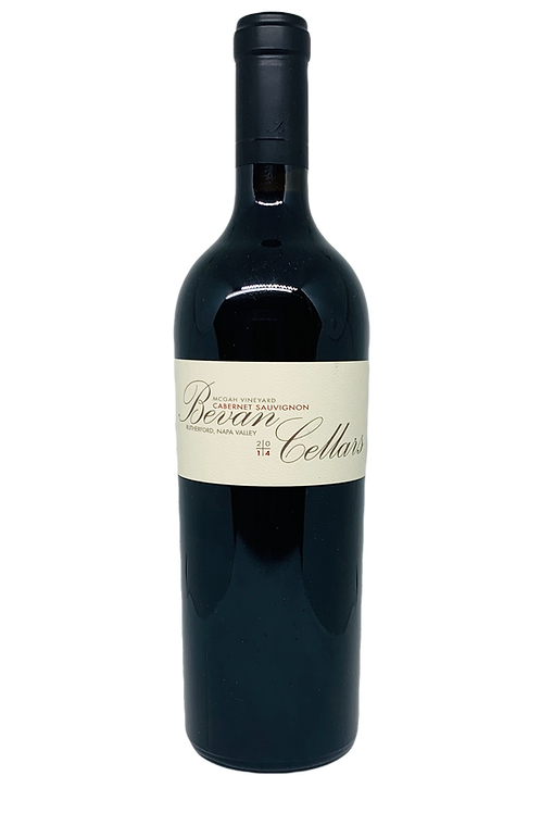 Bevan Cellars McGah Vineyard Cabernet Sauvignon 2014