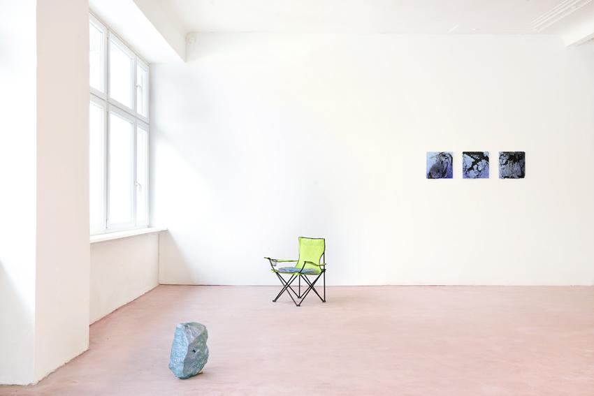Installation View Santiago Taccetti