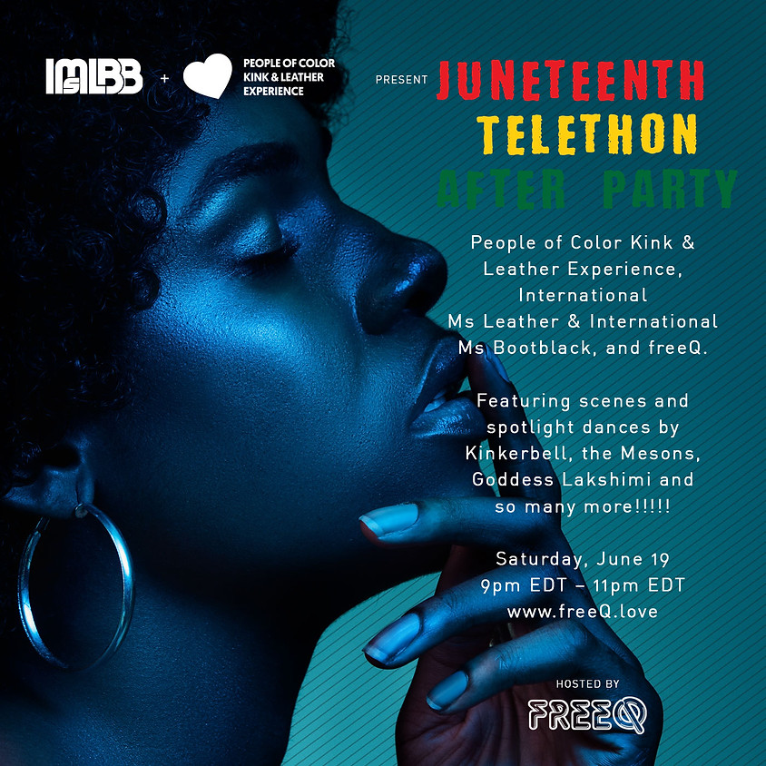 Juneteenth - The After Party