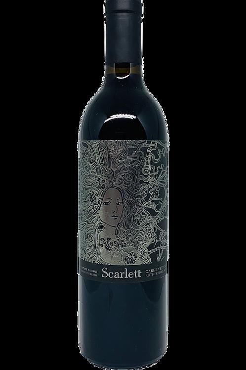 McGah Family Cellars Scarlett Cabernet Sauvignon Reserve 2016