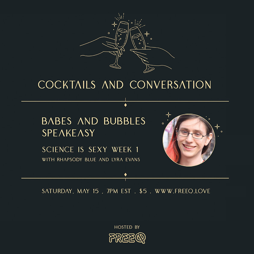 Babes and Bubbles: Speakeasy