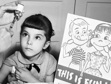 How U.S. schools proved Jonas Salk's polio vaccine was safe