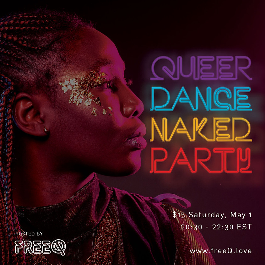 Queer Dance Naked Party