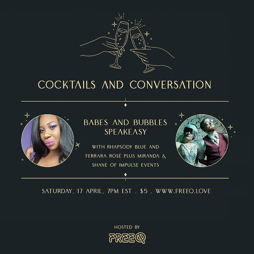 Babes and Bubbles: Speakeasy with Rhapsody Blue (1)