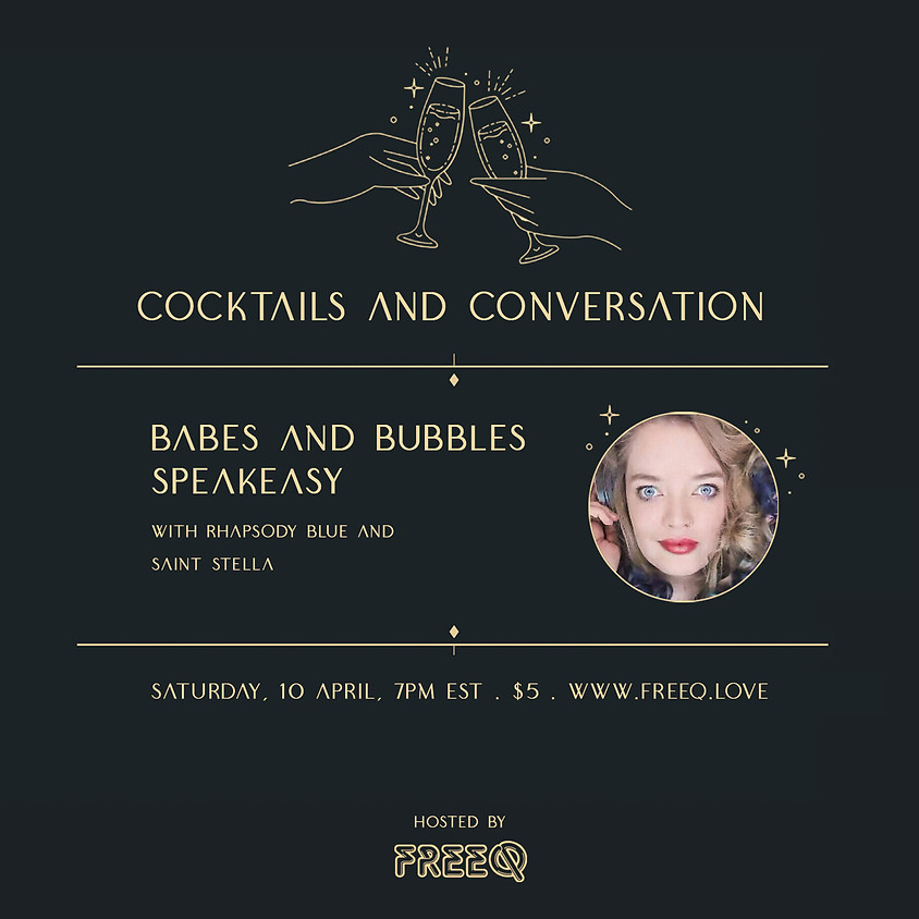 Babes and Bubbles: Speakeasy with Rhapsody Blue