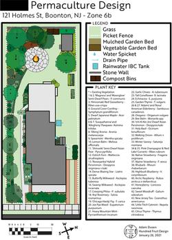 Boonton, NJ Suburban Design Example