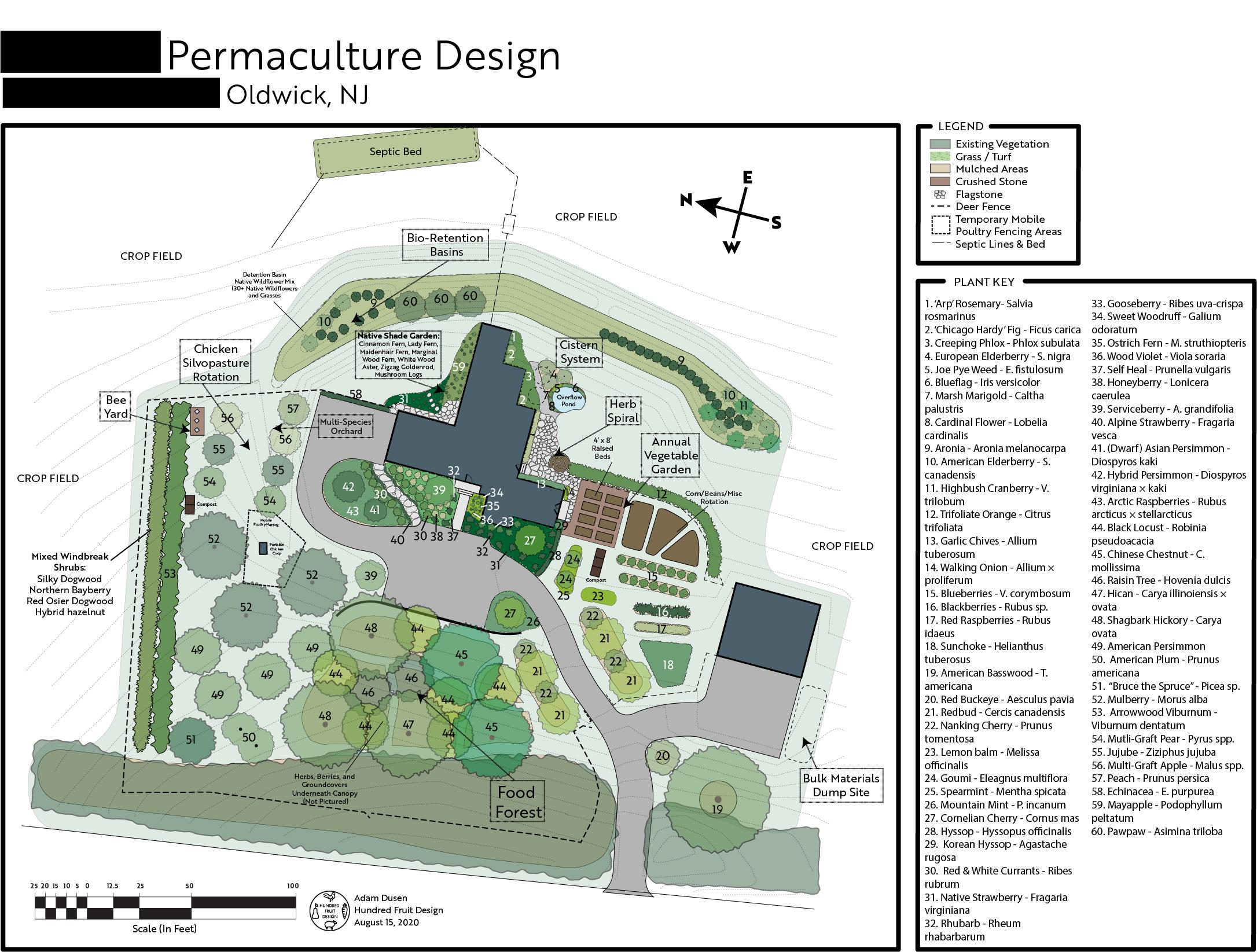 Site 9 Design