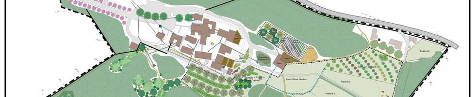 Fairfield, PA Rural Monastery Design