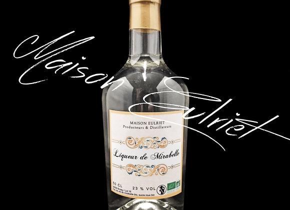 Liqueur de Mirabelle Bio 50cL 23%