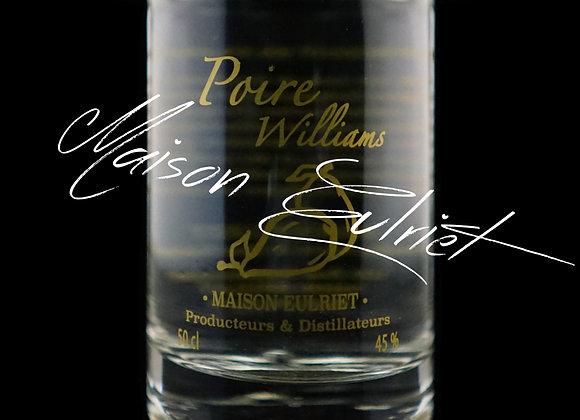 Eau de Vie Vieillie en fût Poire Williams Bio 50cL 45%
