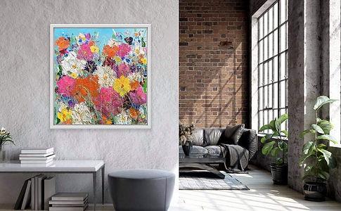 Colour Therapy - Josh Sim Original
