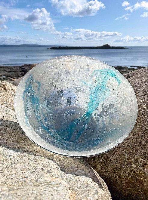 Rock Pool Bowls - Silk Fibre Glass