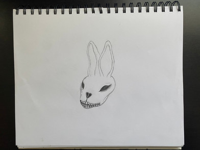 """Untitled. (Formerly known as """"Bunny Boy"""")"""