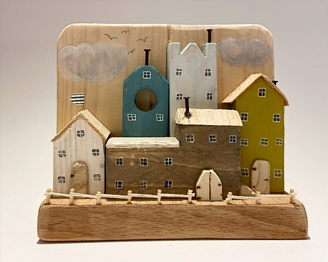 Reclaimed Wood Cottages