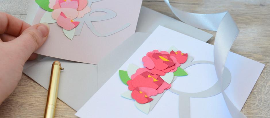 Free Floral Design for Cricut Design Space