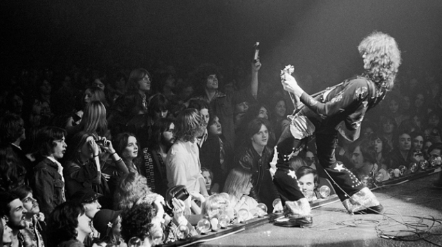Rock n' Roll n' Led Zeppelin n' Steve Mackey