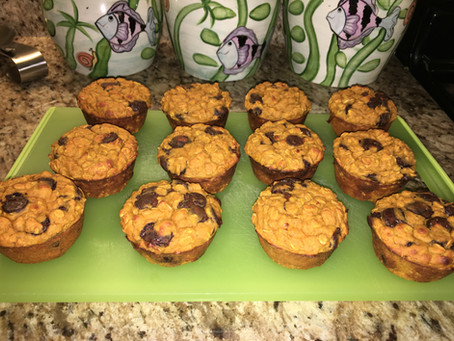 CBD Edibles: Pumpkin Muffin Recipe