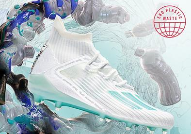 Adidas Recycled Fabrics to Cut Plastic Wast(Ecotextile)