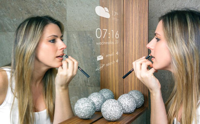 The Magic Of Smart Mirrors: Artificial Intelligence, Augmented Reality And The Internet of Things(Fo