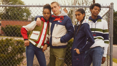 Tommy Hilfiger Is Committed To Make Fashion More Eco-Friendly(Harper's Bazaar)
