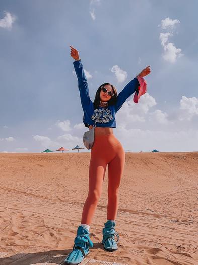 Inner Mongolia: Camels, Desert, Sun!
