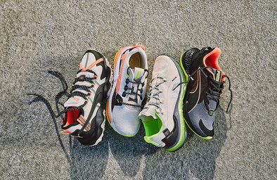 Puma Launch Recycled Plastic Sports Collection (FASHION.ie)
