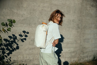 QWSTION's Waterproof Fabric Made From Banana Plants Wins Design Prize Switzerland 2019 (DesignBo