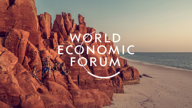 Jimmy Nelson at the World Economic Forum