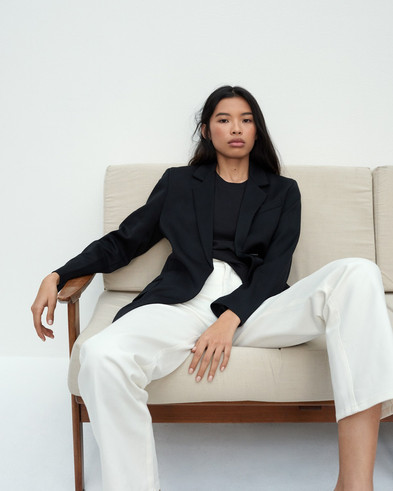 Maggie Marilyn's New Sustainable Basics Are Fully Recyclable—So You'll Never Throw Out an Old T-Shir