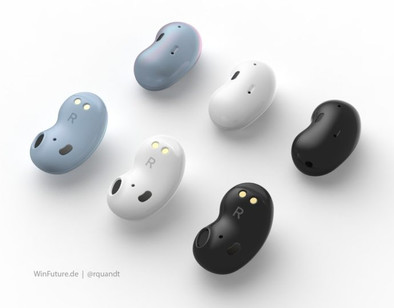 Galaxy Buds 'Bean' are Samsung's Upcoming Overhauled Earbuds (Sammobile)