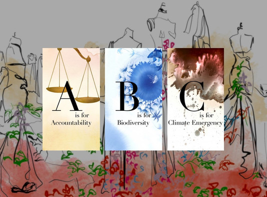 Condé Nast Develops Sustainable Fashion Index Showcasing Key Eco Fashion Terms(Green Queen)
