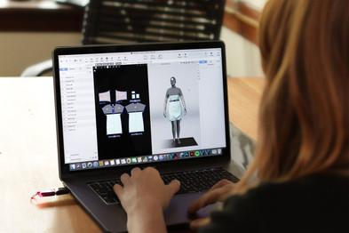Fashion Brands Embrace 3D Design(Vogue Business)