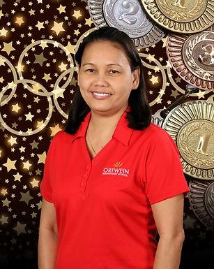 Ms. Escario